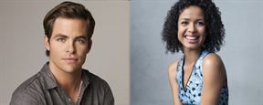 'A Wrinkle in Time': Chris Pine y Gugu Mbatha-Raw se unen al reparto de la película de acción real de Disney
