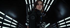 'Rogue One: Una historia de Star Wars': Jyn Erso, K-2SO Y Orson Krennic, protagonistas de las nuevas imágenes