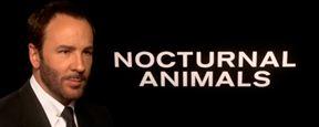 """Tom Ford ('Animales Nocturnos'): """"Amy tiene esa cualidad conmovedora en sus ojos que no puedes ignorar"""""""