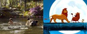 'El Rey León' y 'El libro de la selva 2' se rodarán casi al mismo tiempo
