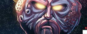 'Guardianes de la Galaxia Vol. 2': Primer vistazo al aspecto de Ego el Planeta Viviente