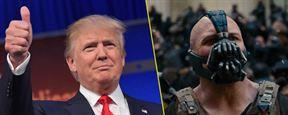 El discurso de investidura de Donald Trump recuerda al del villano Bane en 'El Caballero Oscuro. La leyenda renace'