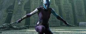 'Vengadores: Infinity War': Karen Gillan ya está rodando sus escenas como Nébula