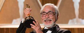 Hayao Miyazaki ya está trabajando en su nueva película