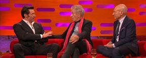 'Logan': Ian McKellen broma sobre su exclusión en la película