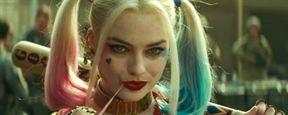 'Escuadrón Suicida': Una nueva imagen detrás de las cámaras muestra a Harley Quinn con lo que parece un vestido de novia