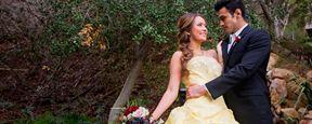 'La Bella y la Bestia': Esta pareja se hace una sesión de fotos de boda inspirada en el clásico de Disney