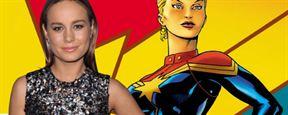 'Captain Marvel' comenzará a rodarse en febrero de 2018