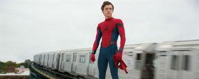 'Spider-Man: Homecoming': Nuevas imágenes de Tom Holland con el traje de El Hombre Araña