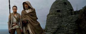 'Star Wars: Los últimos Jedi': Revelado qué ocurrió con Luke Skywaler antes de 'El despertar de la Fuerza'