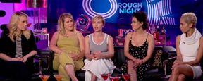 """Ilana Glazer ('Una noche fuera de control'): """"Cuanto más divertido era el guión, más real eran las relaciones"""""""