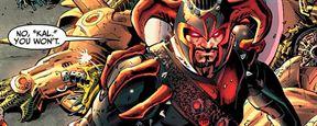 'Liga de la Justicia': Nuevo vistazo al villano Steppenwolf desde la Comic Con de San Diego