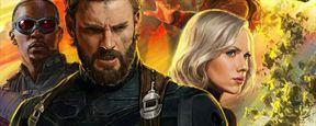 'Vengadores 4': Scarlett Johansson llega al rodaje de la película