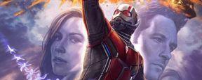 'Ant-Man and The Wasp': La nueva imagen del rodaje da un nuevo vistazo al traje de Scott Lang