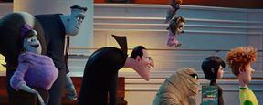 'Hotel Transilvania 3: Unas vacaciones monstruosas': Primer 'teaser tráiler' de la nueva película de Drácula y su hija Mavis