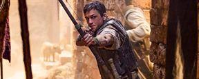 'Robin Hood': Primeras imágenes de Taron Egerton como el famoso héroe en el 'reboot'