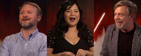 'Star Wars: Los últimos Jedi': Retamos al reparto de la película