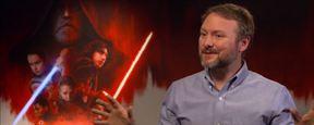 """Rian Johnson ('Star Wars 8: Los últimos Jedi'): """"No puedo preocuparme porque la película sea similar a 'El imperio contraataca"""""""