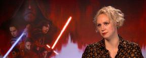 """Gwendoline Christie ('Star Wars 8: Los últimos Jedi'): """"Veo a Capitán Phasma teniendo su propia trilogía"""""""