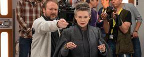 'Star Wars 8: Los últimos Jedi': Rian Johnson afirma que quedan muchísimas escenas eliminadas por ver