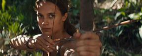 'Tomb Raider': Alicia Vikander quiere hacer una secuela