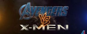 Así sería una película protagonizada por los Vengadores y los X-Men