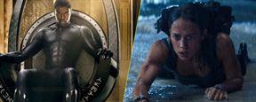 'Black Panther' supera a 'Avatar' al mantenerse durante 5 semanas consecutivas como número 1 de la taquilla