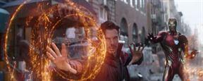 'Vengadores: Infinity War': Así interactuarán Doctor Strange y Tony Stark
