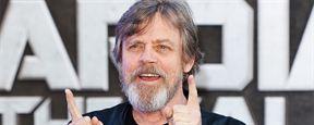 'Star Wars: Los últimos Jedi': Mark Hamill se despide del Halcón Milenario en un emotivo vídeo