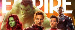 'Vengadores: Infinity War': Alucina con las 6 nuevas portadas de 'Empire' con los protagonistas de la película