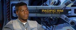 """John Boyega ('Pacific Rim: Insurrección'): """"Jake Pentecost está luchando emocionalmente con odio y dolor"""""""