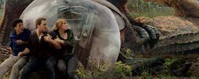 'Jurassic World: El Reino Caído': Póster final de la nueva película dirigida por J.A. Bayona
