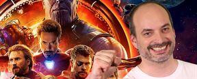 """VIDEOCRÍTICA: """"'Vengadores: Infinity War' tiene el mejor final de todas las películas del género de superhéroes"""""""