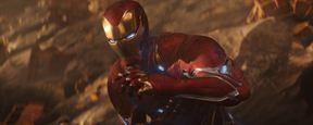 'Vengadores: Infinity War': Así es la pelea entre Iron Man y Thanos sin efectos especiales