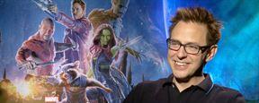 James Gunn ('Guardianes de la Galaxia') acudirá a la Comic Con con un anuncio terrorífico