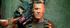 Así iba a ser Cable en 'Deadpool 2'