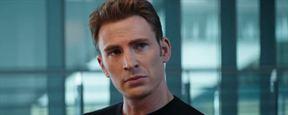 Chris Evans revela su traje favorito de Capitán América