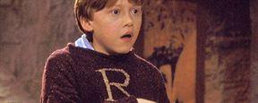 ¿Quieres vestir como Ron y Harry en sus primeras Navidades en Hogwarts?