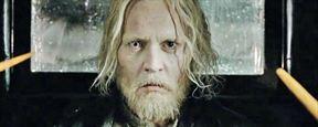 Grindelwald lleva presente en el universo 'Harry Potter' desde 2001