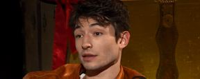 """Ezra Miller ('Animales fantásticos 2'): """"No creo en la gente que divide a los personajes en """"buenos"""" y """"malos"""""""