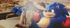 Sonic y Chris Pratt, protagonizan un póster no oficial de la película