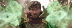 'Spider-Man: Lejos de casa': ¿Son los símbolos de Mysterio un 'easter-egg' de este equipo de superhéroes?
