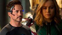 Esta escena entre Phil Coulson y Tony Stark cobra más sentido tras 'Capitana Marvel'
