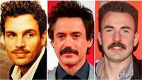 Robert Downey Jr. pide a la gente que vote por el mejor bigote de Marvel