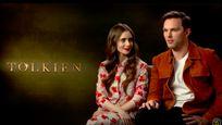 """Nicholas Hoult ('Tolkien'): """"Lo mejor de todo es que, en este momento, el cine está en marcha"""""""