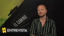 """Aaron Paul ('El Camino: Una película de Breaking Bad'): """"Es el adiós a Jesse Pinkman"""""""
