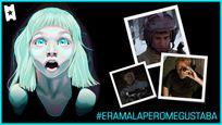 #EraMalaPeroMeGustaba... 'Asesinos cibernéticos', ciencia ficción chusca pero con encanto