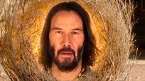 Keanu Reeves es una planta rodadora en el primer tráiler de 'Bob Esponja: Un héroe al rescate'