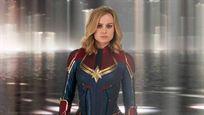 Una imagen detrás de las cámaras revela el cameo que iba a hacer Capitana Marvel en 'Vengadores: La era de Ultrón'
