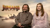 'Jumanji: Siguiente nivel': Jack Black y Karen Gillan proponen a Helen Mirren, Tilda Swinton y ¿Joker? para la próxima